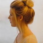 Mükemmel Dağınık Topuz Saç Modelleri-Gelin Saçı (28)