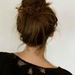 Mükemmel Dağınık Topuz Saç Modelleri-Gelin Saçı (3)