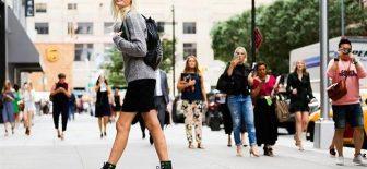 2018 Sokak Modasının En Yeni En Trend Kombinleri