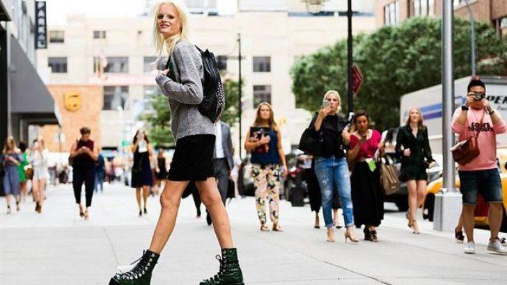 2017 Sokak Modasının En Yeni En Trend Kombinleri