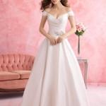 Straplez Prenses Gelinlik Modelleri - Best Strapless Wedding Dresses (32)