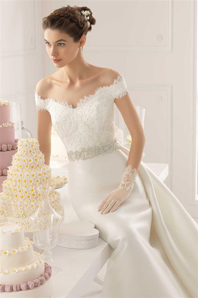 Straplez Prenses Gelinlik Modelleri - Best Strapless Wedding Dresses (33)