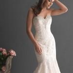 Straplez Prenses Gelinlik Modelleri - Best Strapless Wedding Dresses (38)