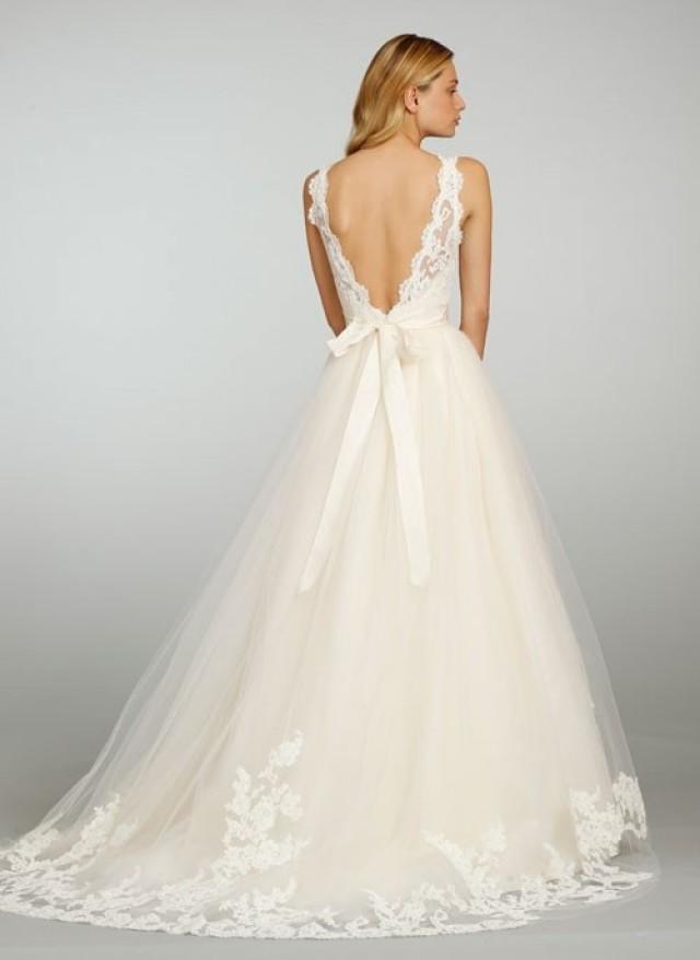 Straplez Prenses Gelinlik Modelleri - Best Strapless Wedding Dresses (51)