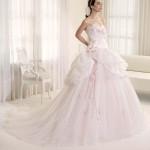 Straplez Prenses Gelinlik Modelleri - Best Strapless Wedding Dresses (52)