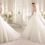 Straplez Prenses Gelinlik Modelleri - Best Strapless Wedding Dresses (61)