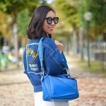 Yazılı Ceketler - 2017 Sokak Modası Trendleri