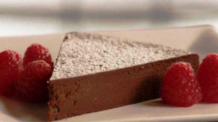 Çikolatalı Unsuz Kek Tarifini Denediniz mi?