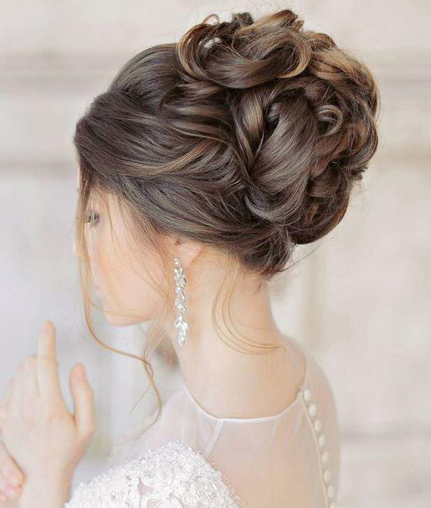Bridal Hairstyles I 2017 Dailymotion : Gelin sa? modelleri ba wedding hairstyles