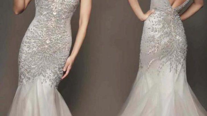 c485e14c46f94 En Son Moda Nişan Elbiseleri – Abiye Elbise Modelleri | SadeKadınlar ...