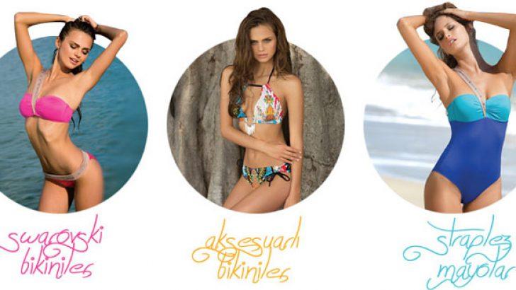 60 Çeşit Bikini ve Mayo Modelleri