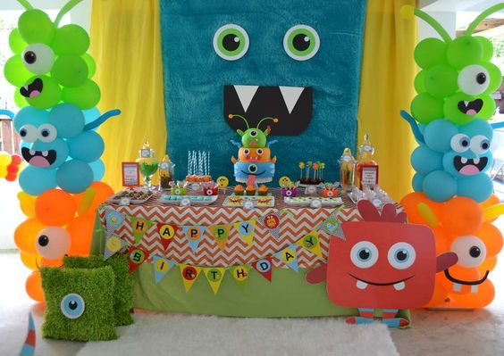 Doğum Günü Süsleri - Parti Malzemeleri (14)