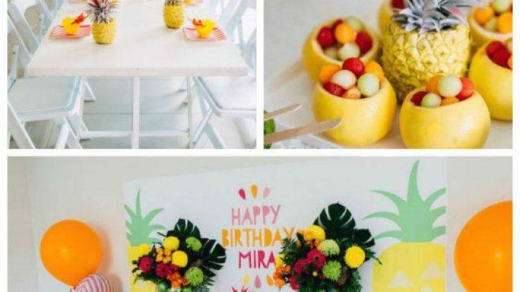 Doğum Günü Süsleri – Parti Malzemeleri
