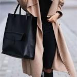 En Seksi Kışlık Elbise  Kombinleri (18)