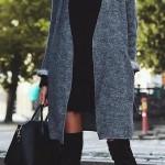 2021 Sokak Modası; Kıyafet Kombinleri ve Kışlık Elbiseler