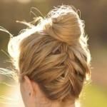 Günlük Saç Modeller - Kolay Saç Modelleri