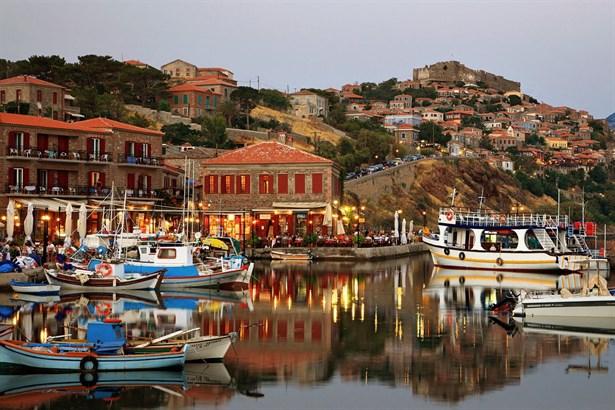 Midilli Adası-Yunan adaları arasında en büyük 3