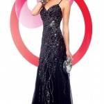 Siyah Uzun Abiye Modelleri  Gece Elbiseleri (20)