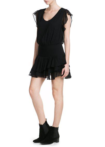 Yeni Moda Kısa Elbise Modelleri (35)