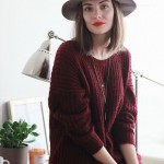 Bayan Şapka Kombin Önerileri