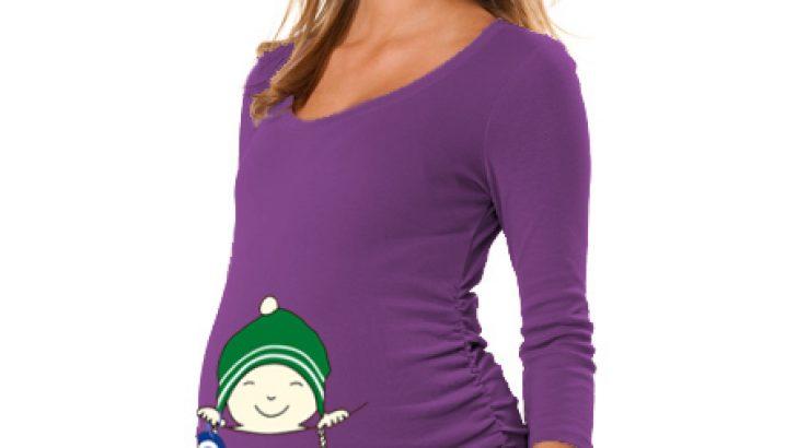 Birbirinden Güzel Hamile Tişörtleri