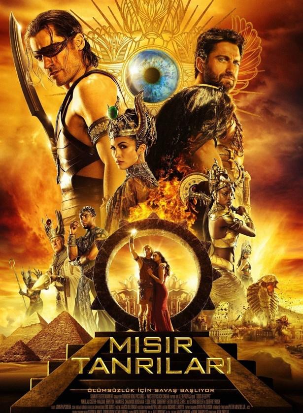 Vizyona Giren Filmler Mısır Tanrıları: Set, karanlığın acımazsız tanrısı, Mısır tahtını devralır. Barışçıl ve varlıklı olan imparatorluğu yıkar, kargaşa ve çatışmaların içine düşürür. Birkaç cesur isyancı Set'in karşısındadır. Sevgilisi tanrı tarafından tutsak edilen genç bir hırsız, Set'i tahtan indirmek ve yenmek için güçlü tanrı Horus'tan yardımını ister. Bu olağanüstü aksiyon-macera filminde, insanoğlunun hayatta kalmak için aşkını kurtarmaya çalışan bir ölümlü kahramana olan Bek'e bel bağlamasını konu alınıyor.