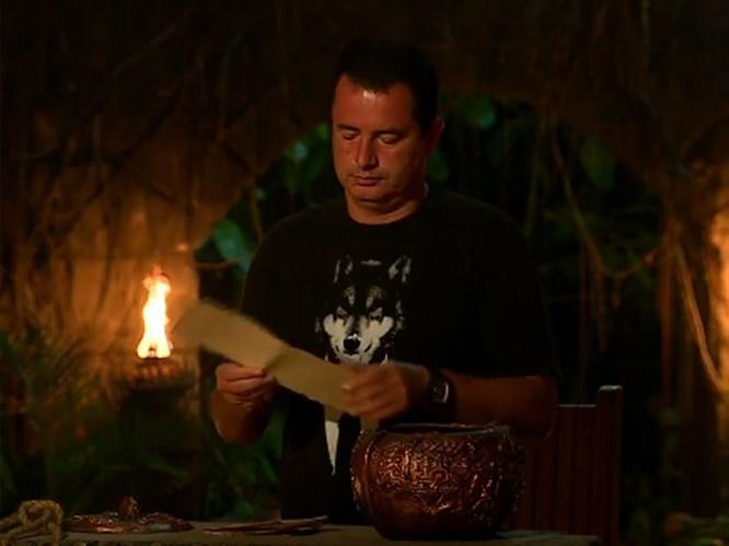 Eleme Gecesinde Survivor'a Kim Veda Etti?