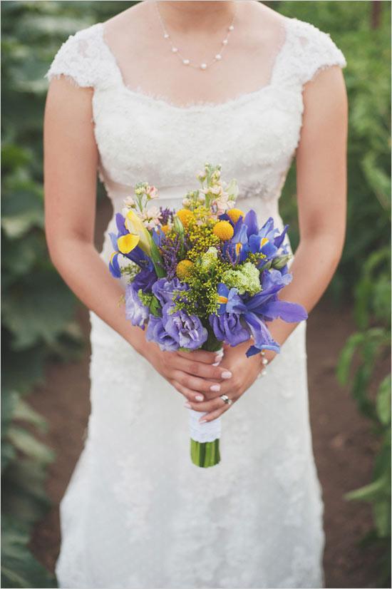 Gelin Çiçeklerinde 2016 Modası