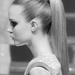 Gelin Saçı At Kuyruğu Modelleri