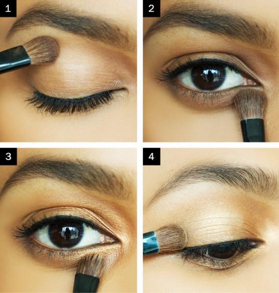 Golden Wing Eyeliner Nasıl Yapılır?  Göz Makyajı Teknikleri Nelerdir?