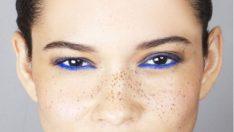 Mavi Gözlü kadınlar Nasıl Makyaj Yapmalı