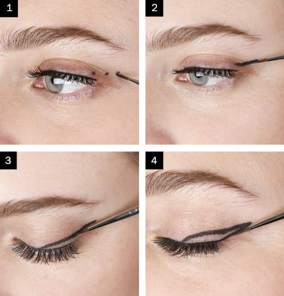 Iraksak Eyeliner Makyajı Nasıl Yapılır? - Göz Makyajı Teknikleri Nelerdir?