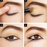Ters Kanat Eyeliner Makyajı Nasıl Yapılır? - Göz Makyajı Teknikleri Nelerdir?