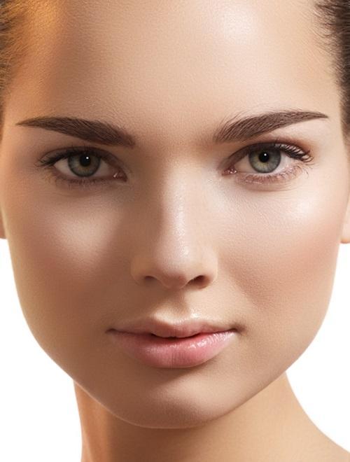 Clean makeup model