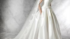 Pronovias'ın En Yeni 2016 Gelinlik Modelleri