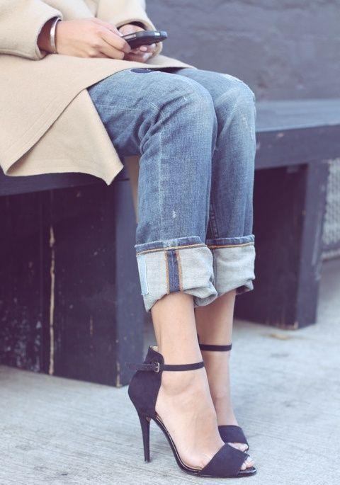Sokak modası: Kot Pantolon Kombin Önerileri
