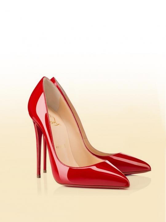 Yüksek Topuklu Ayakkabı Modelleri - Stiletto