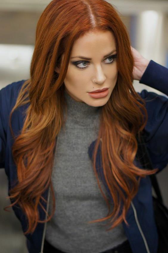 Karamel Saç Rengi-Saç Modelleri-Ombre-karamel saç renkleri-Caramel hair color (10)