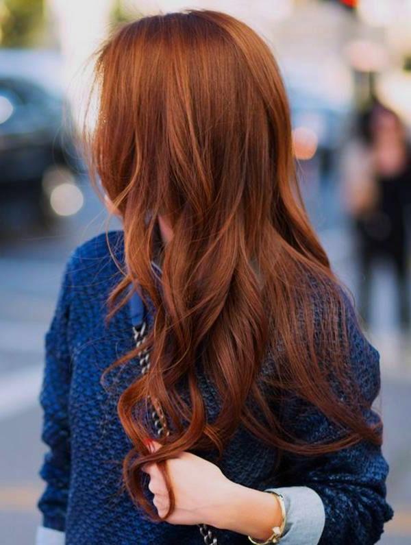 Karamel Saç Rengi-Saç Modelleri-Ombre-karamel saç renkleri-Caramel hair color (14)