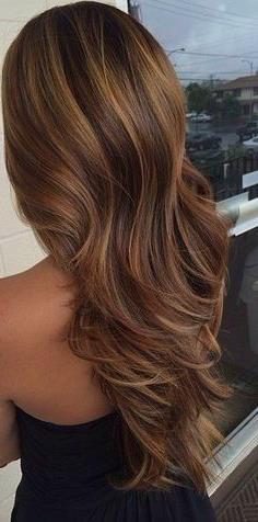Karamel Saç Rengi-Saç Modelleri-Ombre-karamel saç renkleri-Caramel hair color (24)
