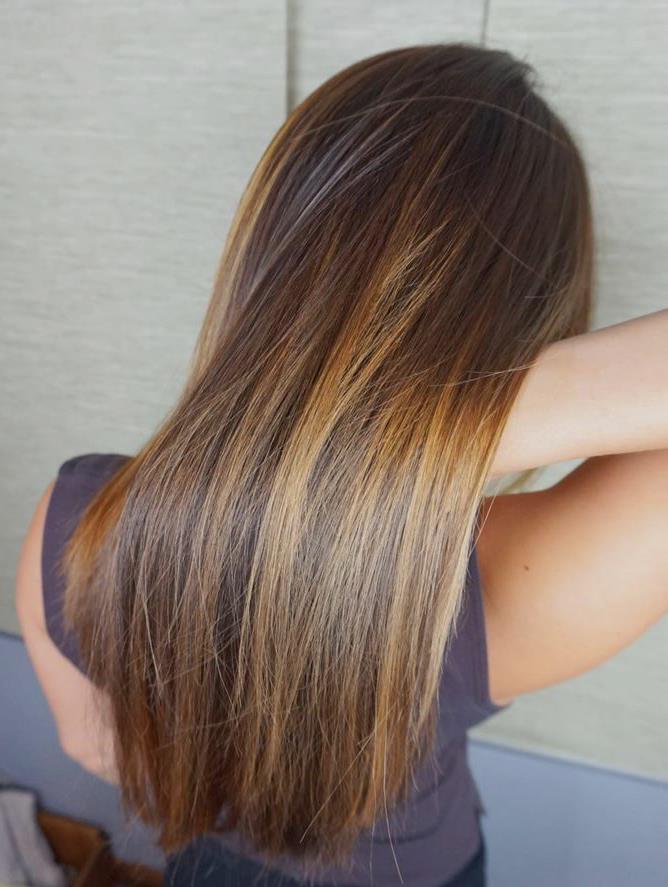 Karamel Saç Rengi-Saç Modelleri-Ombre-karamel saç renkleri-Caramel hair color (28)