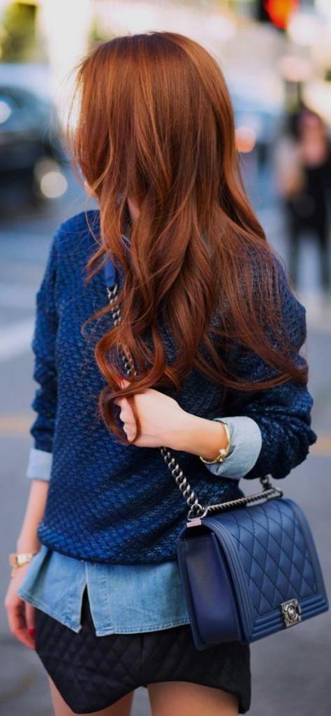 En Güzel 35 Karamel Saç Rengi ve Saç Modeli
