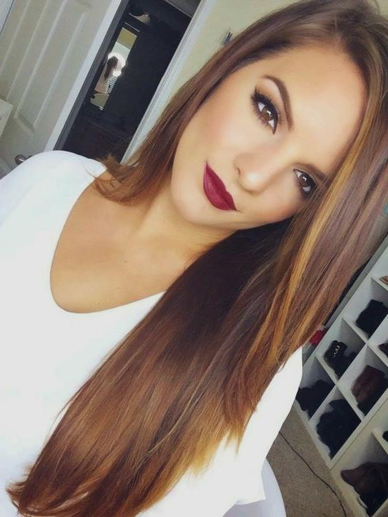 Karamel Saç Rengi-Saç Modelleri-Ombre-karamel saç renkleri-Caramel hair color (5)