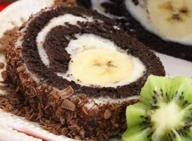Çikolatalı Rulo Pasta Tarifi, Nasıl Yapılır?