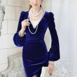 en-guzel-kadife-abiye-elbise-modelleri-27