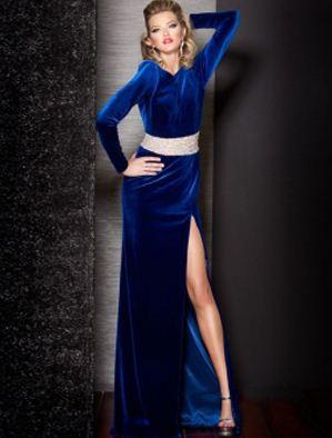 en-guzel-kadife-abiye-elbise-modelleri-36