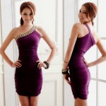 2020 Mor Abiye Elbise Modelleri Sezonun Yeni Trendi