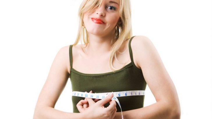 Göğüsleri Küçük Olan Kadınlar Üzülmeyin!
