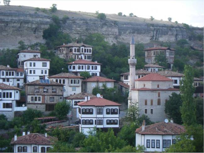 Hafta Sonu Tatili: Safranbolu