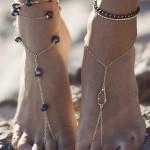 Her Zaman Moda Olan Takı: Halhal Modelleri